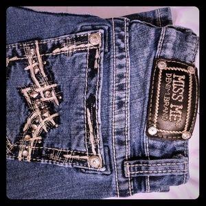 Miss Me Jeans 27x34